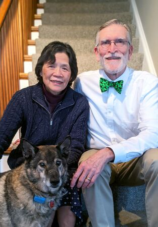 Dr. Alfred Connors Jr. and Mildred Lam